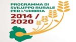 logo PSR programma di sviluppo rurale per l'umbria