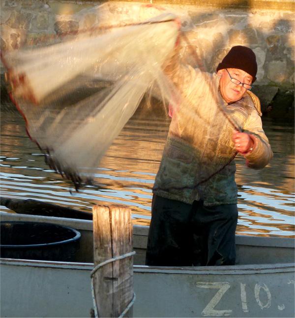 Pescatore per un'ora - Porte Aperte al Trasimeno