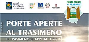 Porte Aperte al Trasimeno offerta 2018 - scarica il programma dei tour e l'elenco delle strutture