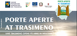 Porte Aperte at Trasimeno - Lake Trasimeno opens its arms in welcome