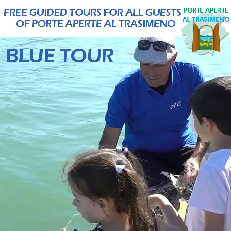 Blue Tour Free Guided Tour - Porte Aperte al Trasimeno