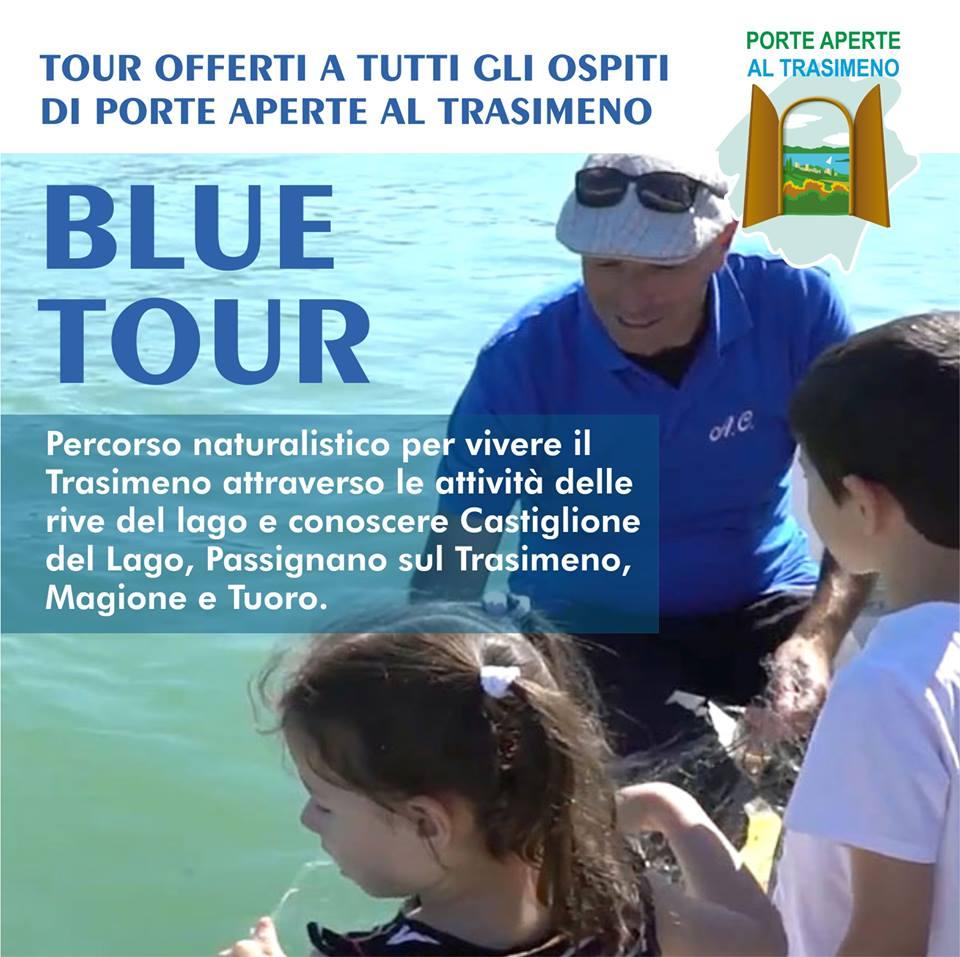 Blue Tour Porte Aperte al Trasimeno