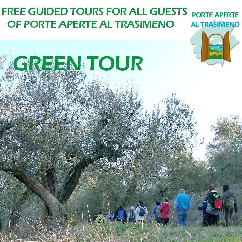 Green Tour Free Guided Tour - Porte Aperte al Trasimeno