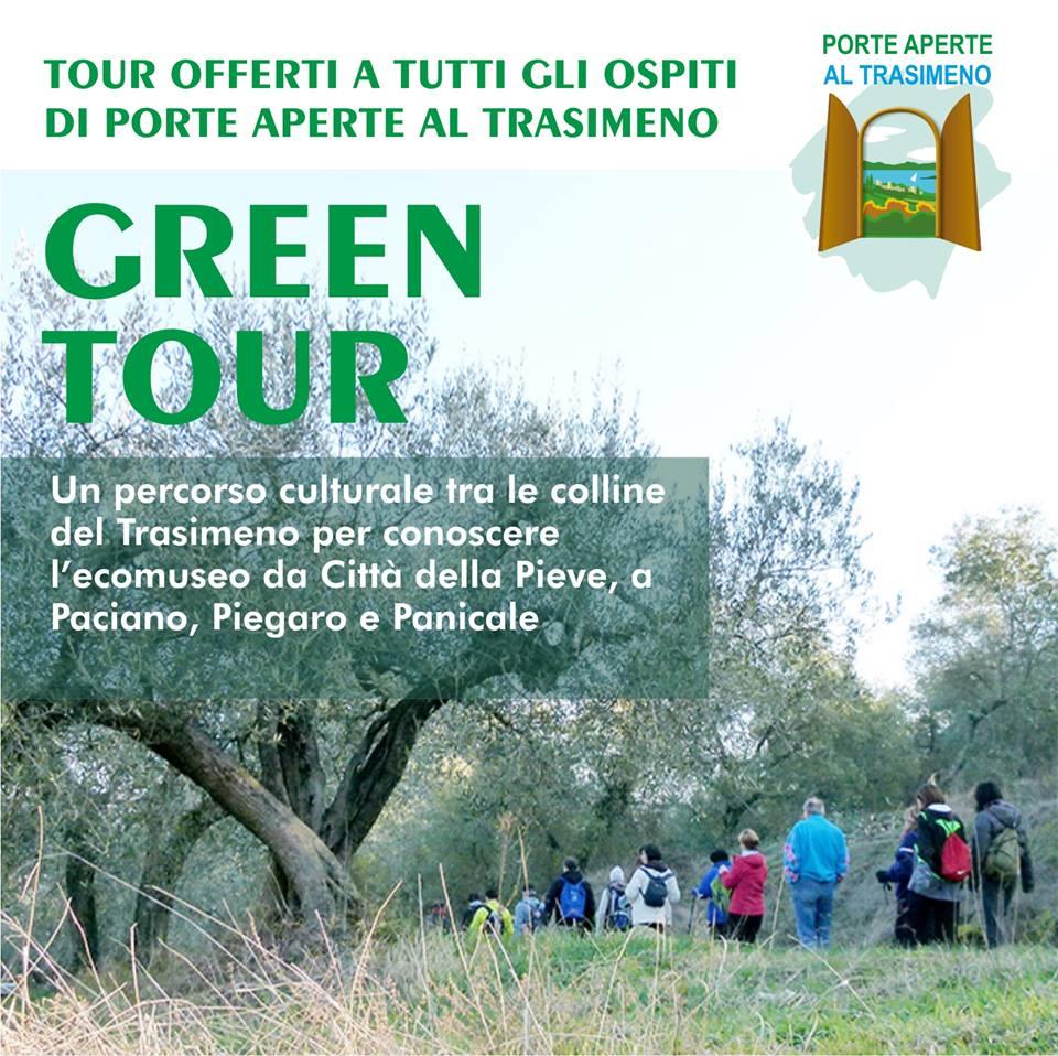 Green Tour Porte Aperte al Trasimeno